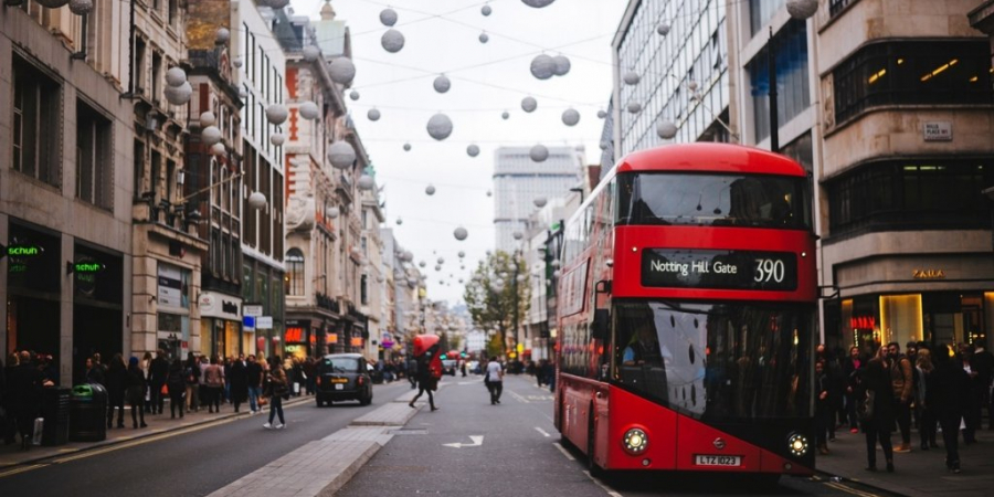 A Brief History of Double Decker Buses