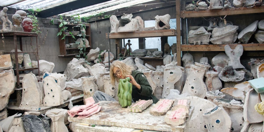 Ahuva Zeloof: Set in Stone