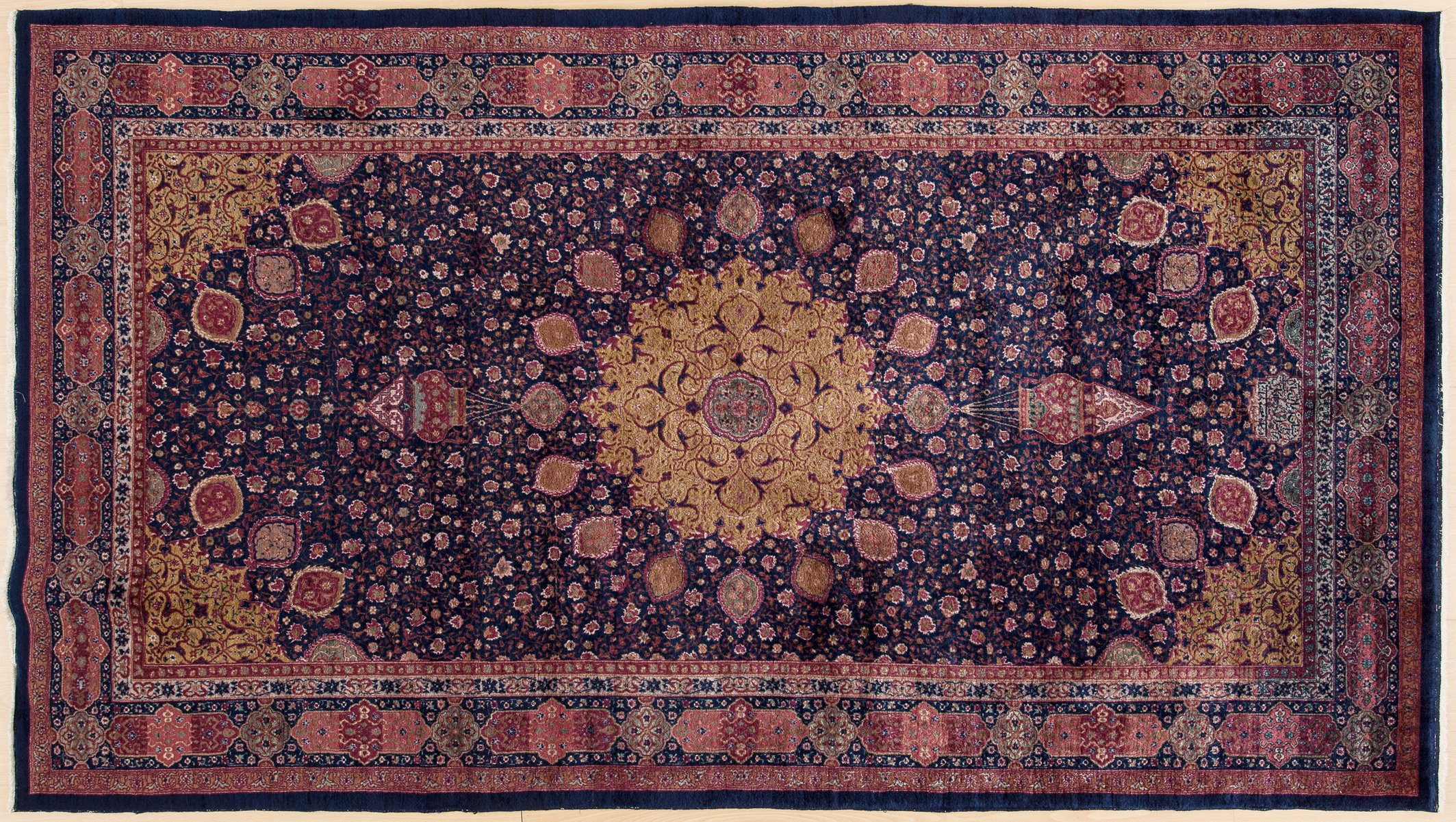 Beautiful Objects: Persian Carpets, A Magic Ride