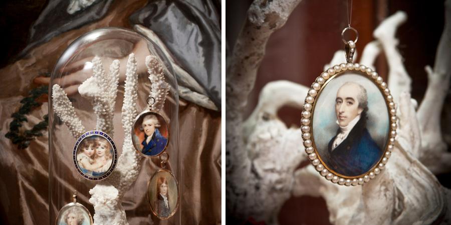 Beautiful Objects: Portrait Miniatures