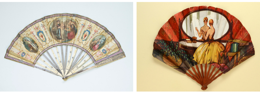 Beautiful Objects: Unfolding the Fan