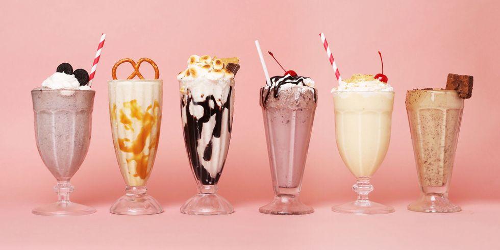 Brief History of Milkshakes: McDonalds & Murder