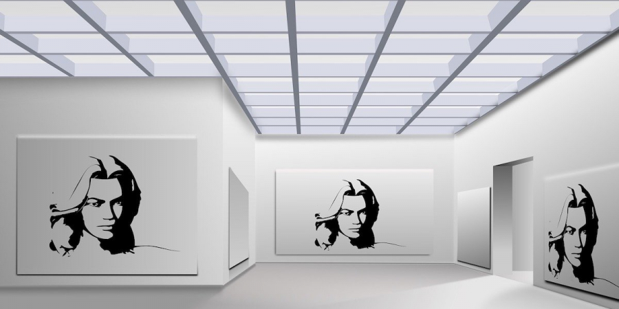 Contemporary Art Galleries and Thinking Space Open