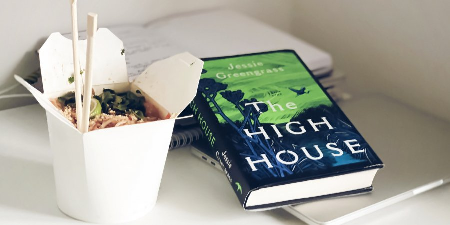 Dinner with a Book: The High House
