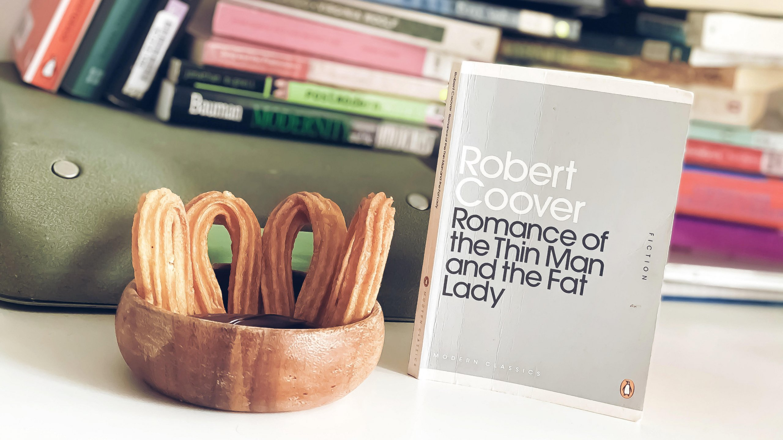 Dinner with a Book: Romance of the Thin Man and the Fat Lady