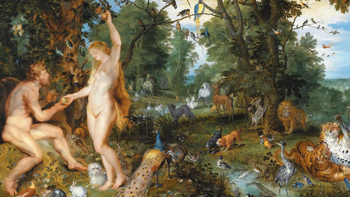 Forbidden Fruits: On Food & Sex