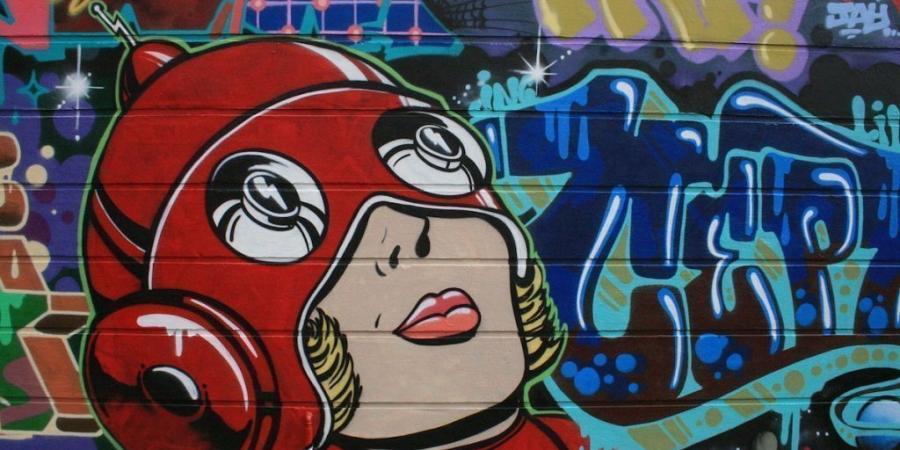 Graffiti: Concrete Conversations in Urban Spaces