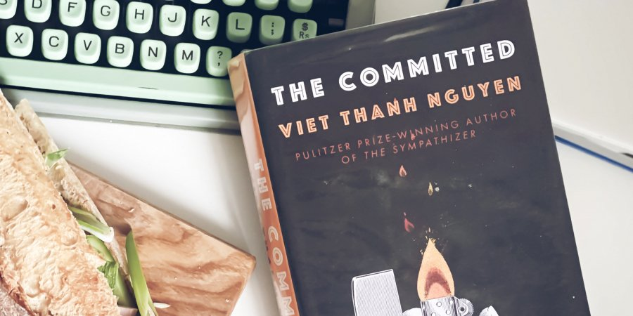 Committed by Viet Thanh Nguyen