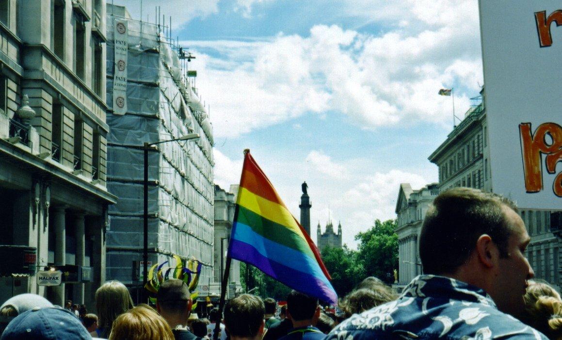 London: A City Over the Rainbow