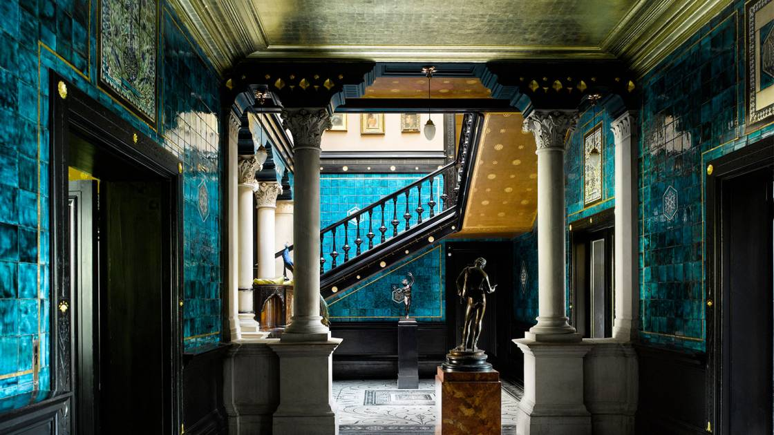 Museum Houses: Luxury Living