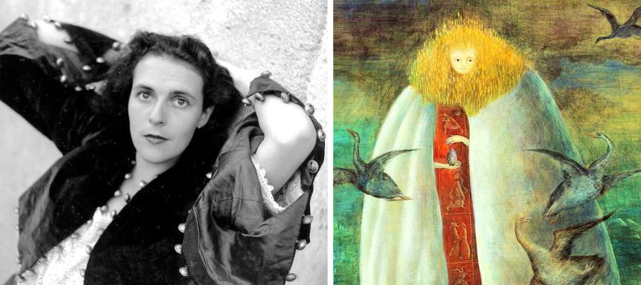 My Idol: Surrealist Leonora Carrington