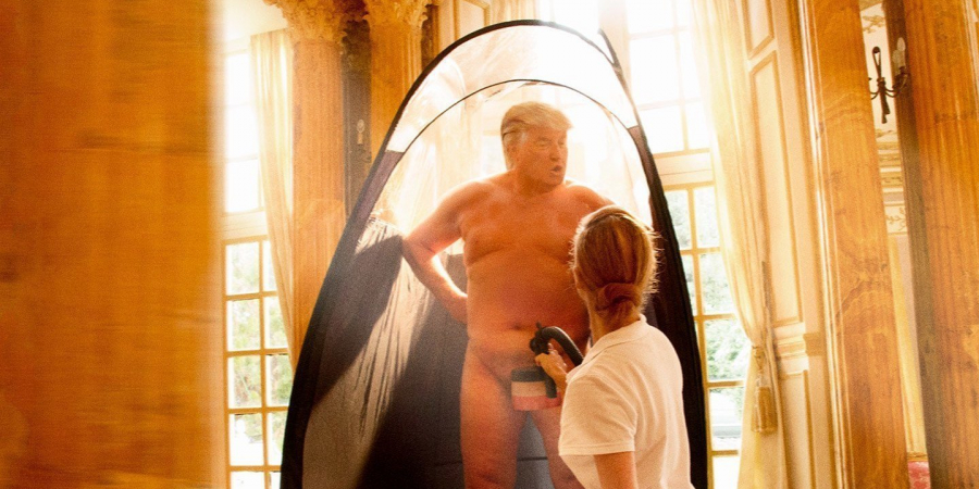 Naked Presidents: On Politics and Frisky Photos