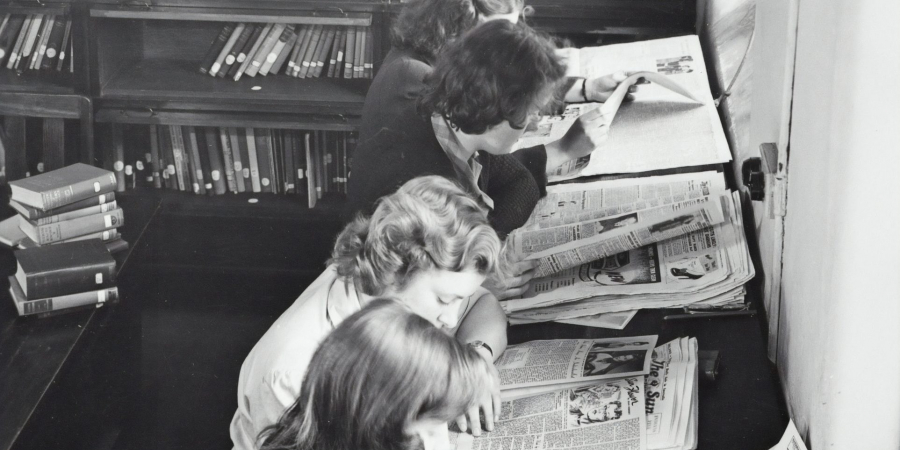 On Mothers: Passing the Baton of Papergirl