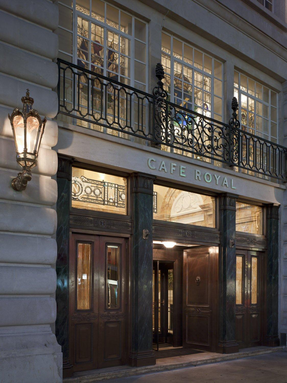 Opening Doors: Nigel Stowe of Hotel Café Royal