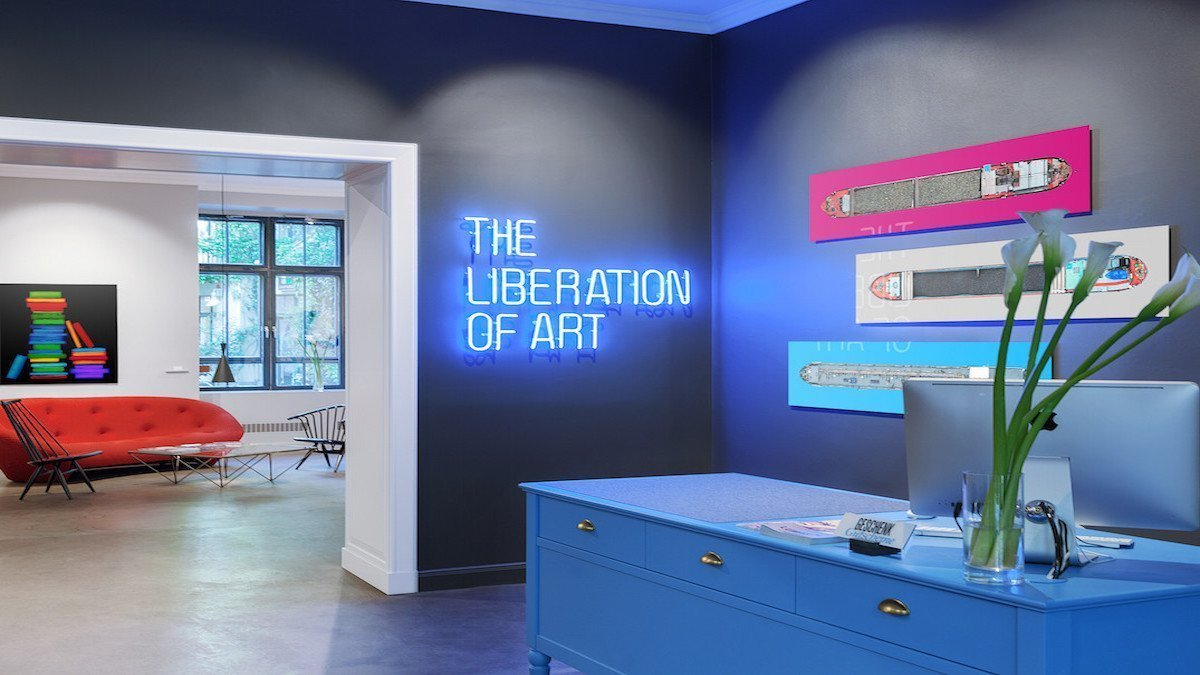 Owning Art: LUMAS Galleries & The New Collector