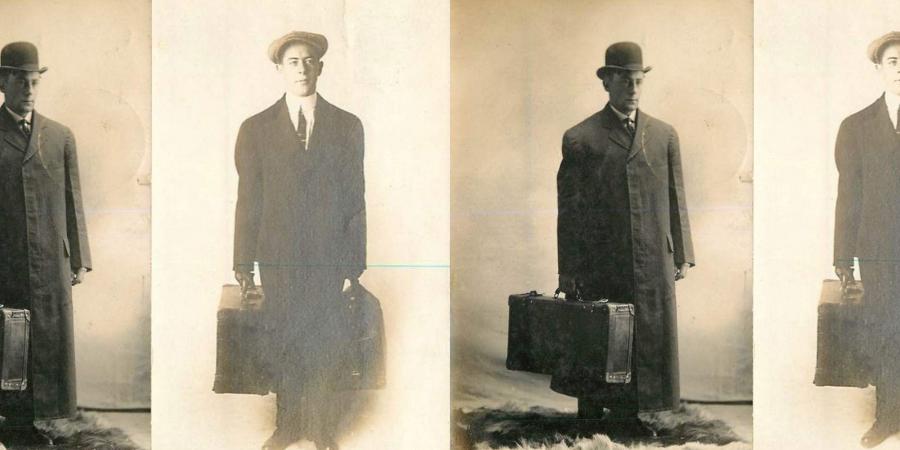 Society & Stigma: Brief History of Salesmen