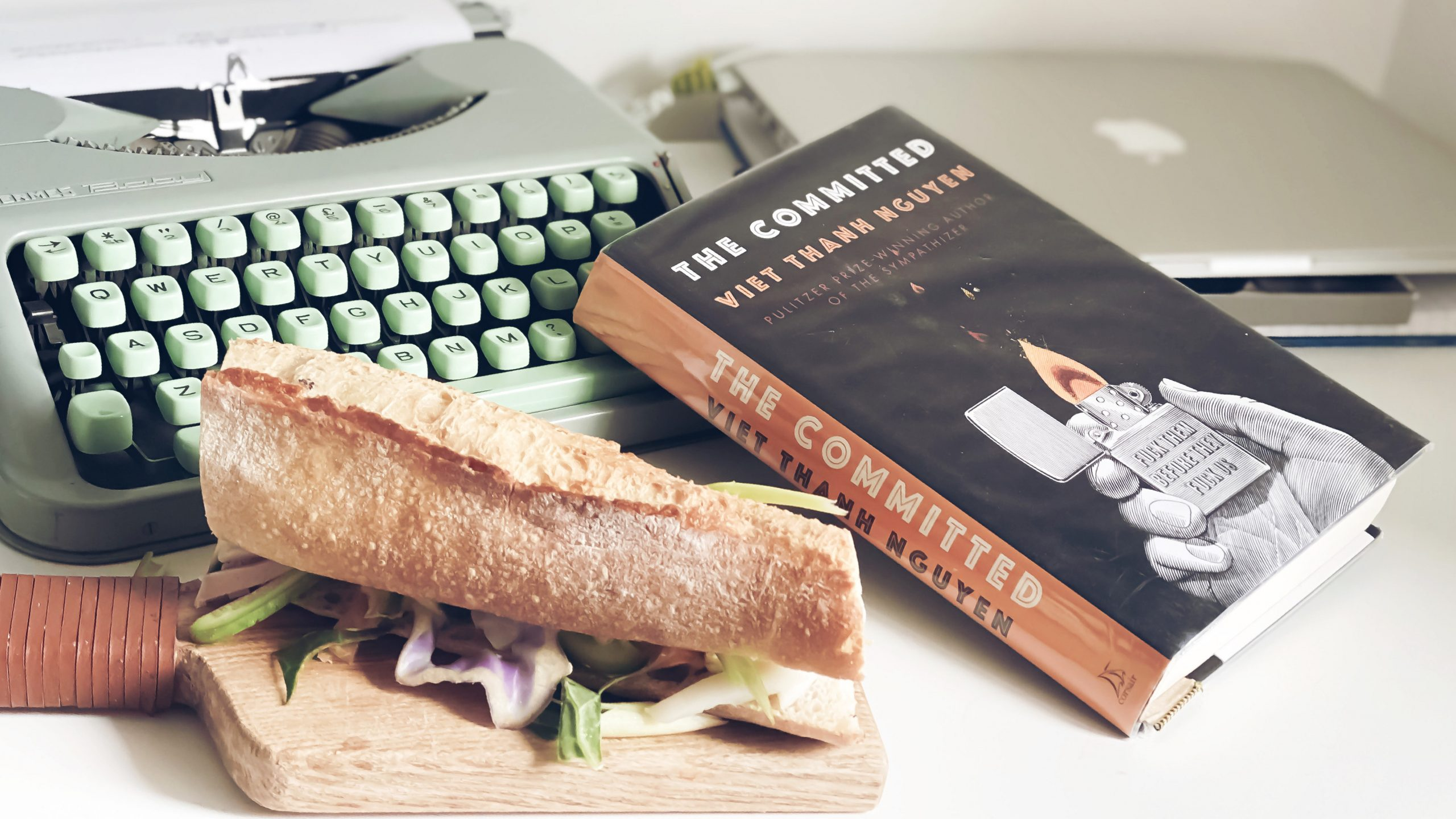 Dinner with a Book: The Committed