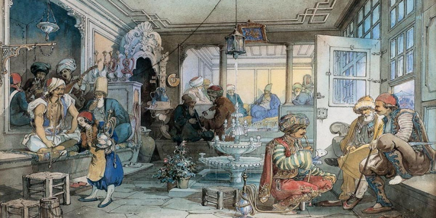 United Coffeedom: The History of London's Coffee Houses
