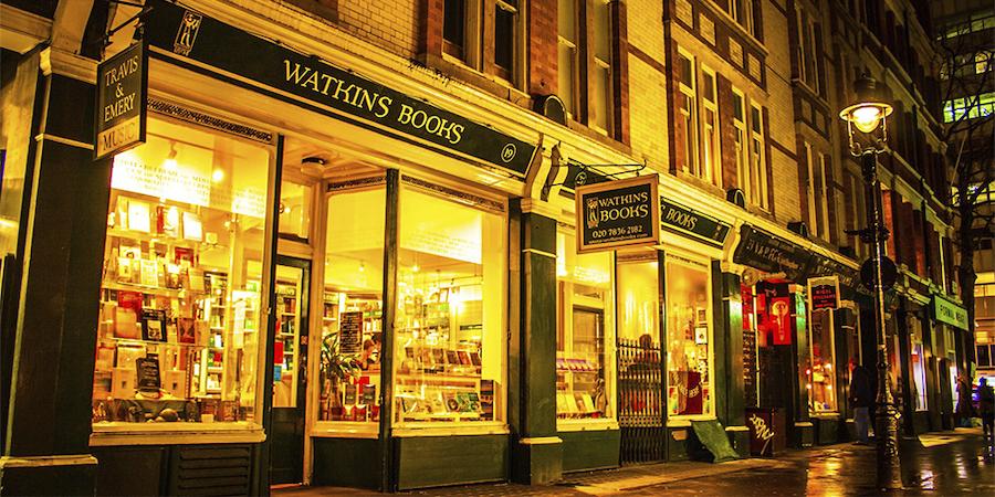 Watkins Books: A Spell of Black Magic