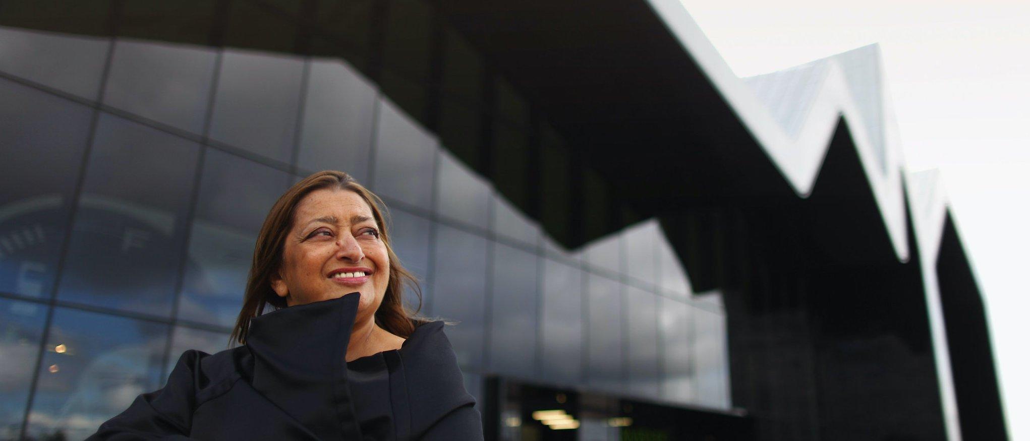Zaha Hadid: The Woman & The Work