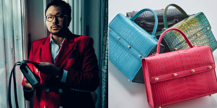 A Calling and a Career: The Handbags of Ethan K