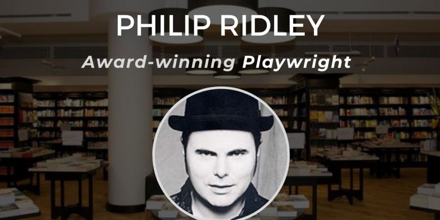 An Evening with Philip Ridley