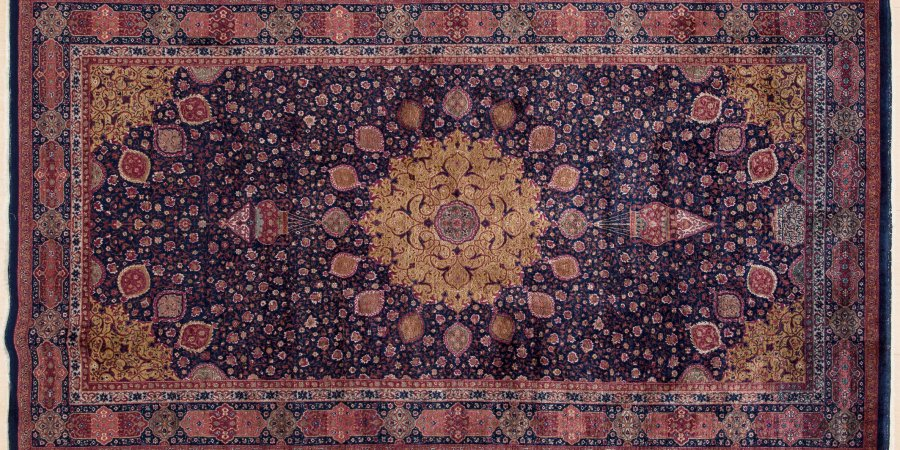 Beautiful Objects: Persian Carpets, A Magic Ride
