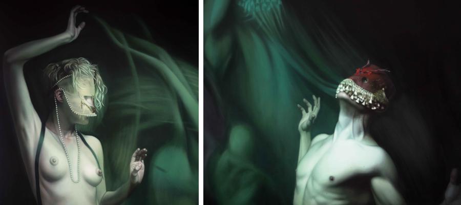 Ben Ashton: The Enchanted Underwater