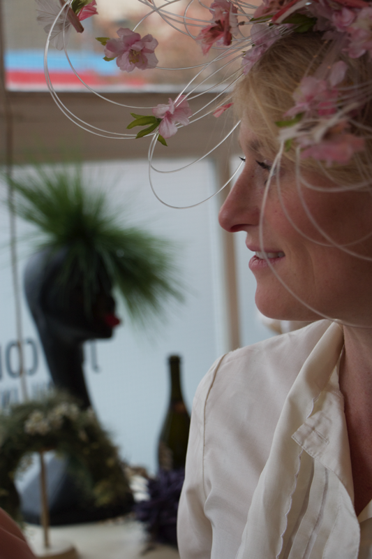Jess Collett: Modern Millinery