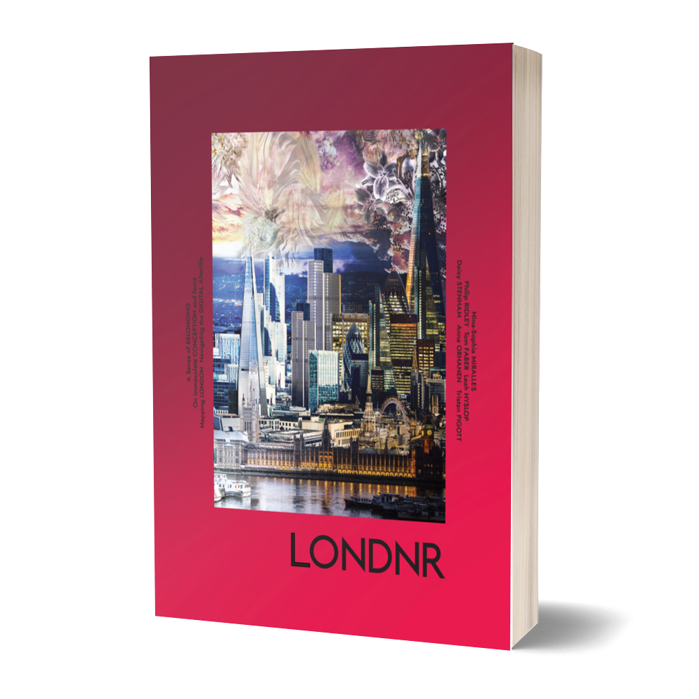 Londnr Print Edition - Issue #0: Origin Stories