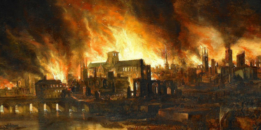 London's Burning: Our Red-Hot Tradition