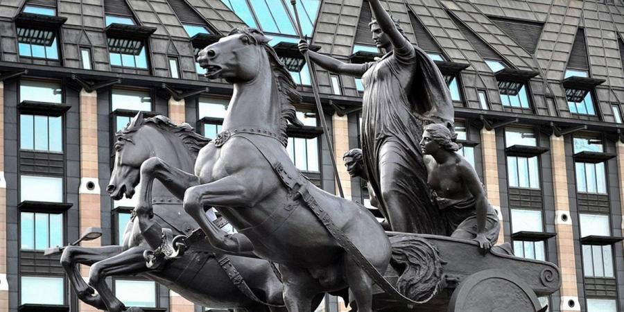 London Gods: They Walk Among Us