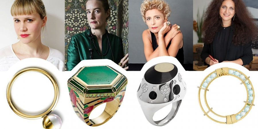 Modern Masterpieces: Exploring Emotion & Nature in Jewellery