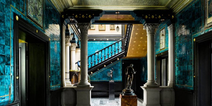 Museum Houses: Luxury Living