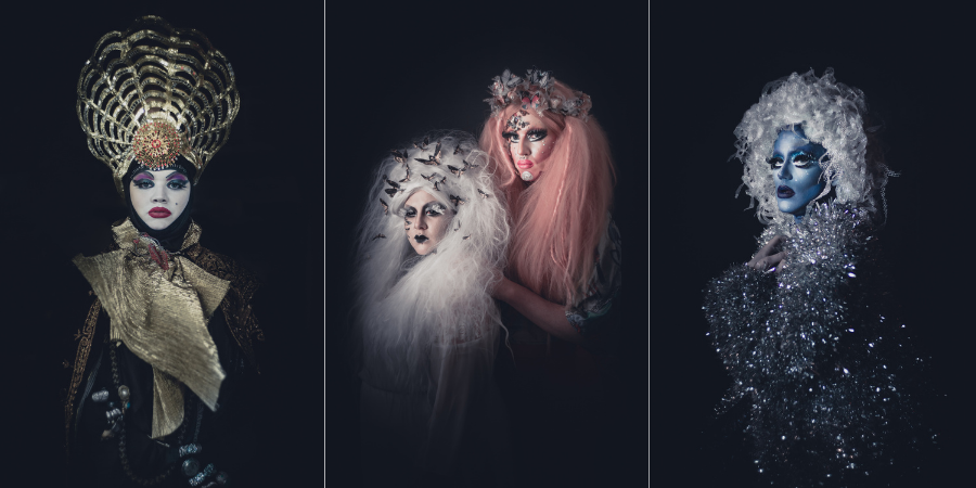Night Flowers: Interview with Photographer Damien Frost