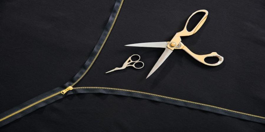 The Slip-Slide of the Zipper through History